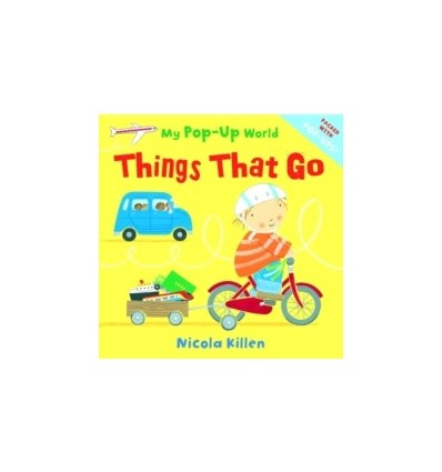 Things That Go. My pop up world