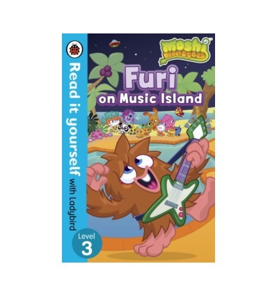 Furi on Music Island . Read it Yourself 3