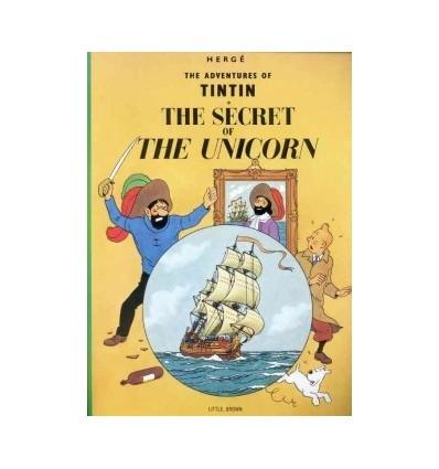 Tintin. The Secret of the Unicorn