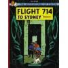 Tintin. Flight 714