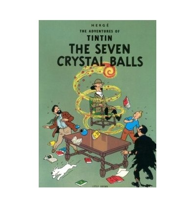 Tintin. The Seven Crystal Balls