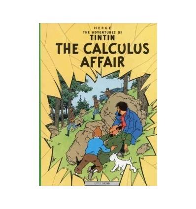Tintin. The Calculus Affair