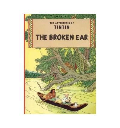 Tintin. The Broken Ear