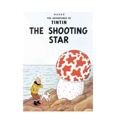 Tintin. The Shooting Star