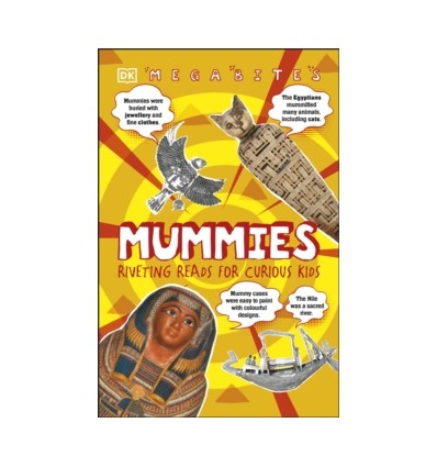 Mummies : Riveting Reads for Curious Kids