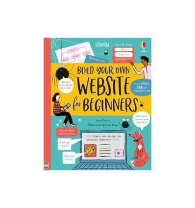 Build Your Own Website for Beginners