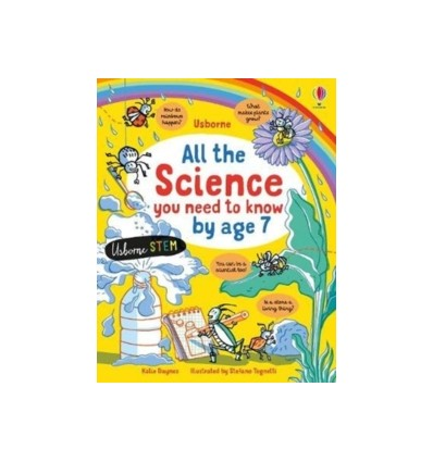 All the Science You Need to Know Before Age 7