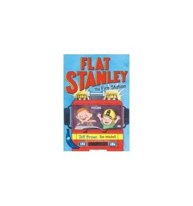 Blue Banana. Flat Stanley. The Fire Station