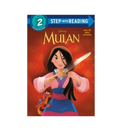 Step into Reading 2. Mulan Deluxe