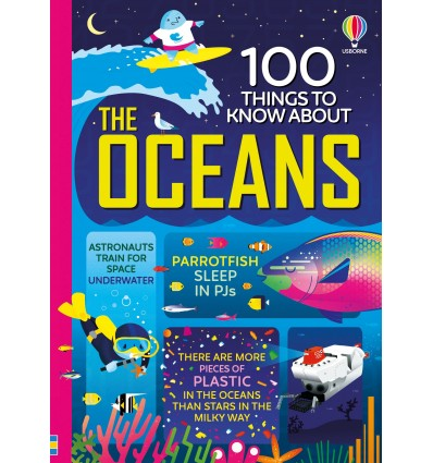 100 Things to Know About the Oceans