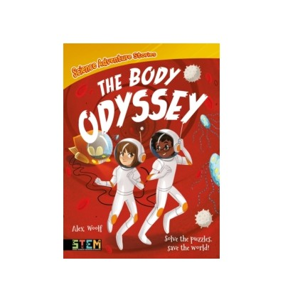 Science Adventure Stories: The Body Odyssey