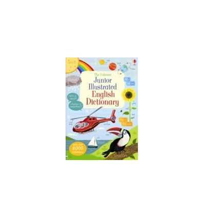 Junior Illustrated Children Dictionary