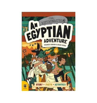 An Egyptian Adventure : Story Facts Activities
