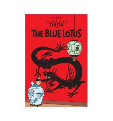 Tintin. The Blue Lotus