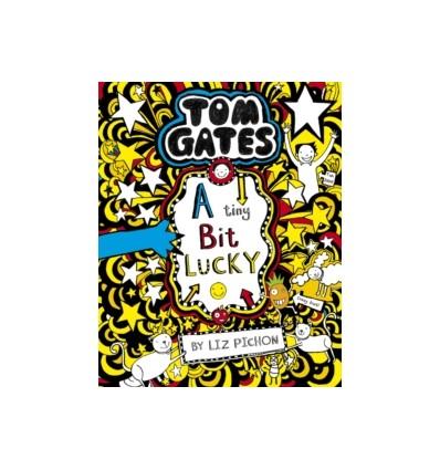 Tom Gates. A tiny bit lucky